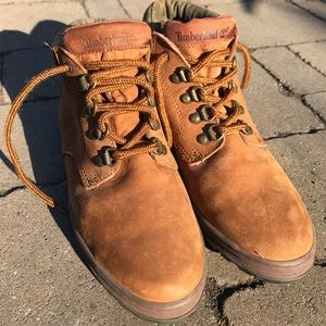 Older Style Women's Timberlands